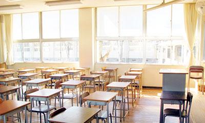 内観写真:教室の写真